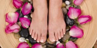 การดูแลสุขภาพเท้า