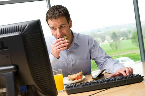 Work-and-Health food