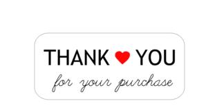 ขอบคุณที่ซื้อแผ่นรองเท้า